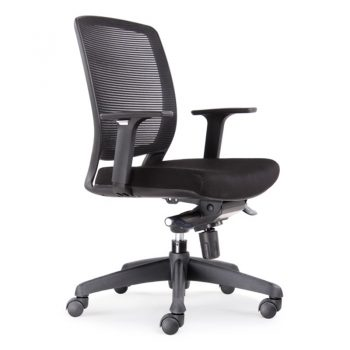 Veee Promesh Medium Back Chair