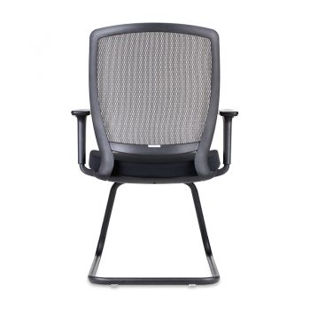 Veee Visitor Chair, Rear