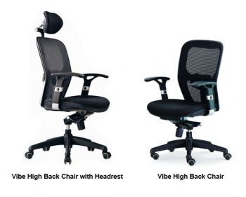 Vibe Chair Range