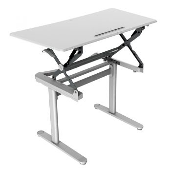 Riser Height Adjustable Desk