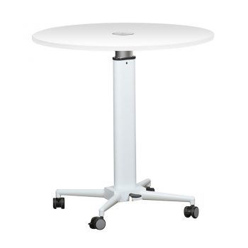 Elevate Mobile Height Adjustable Table, Low