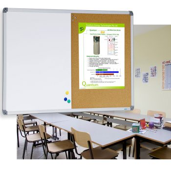 White Board Cork Board