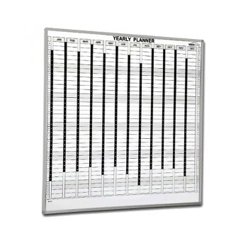 Magnetic White Board Yearly Planner, Image 2