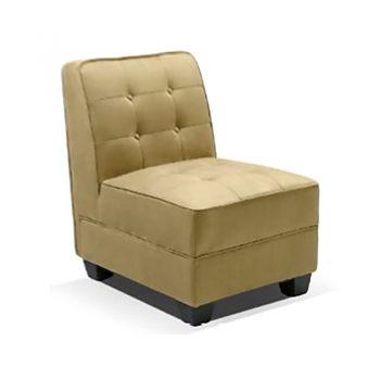 Bree Chair, Pumice Fabric
