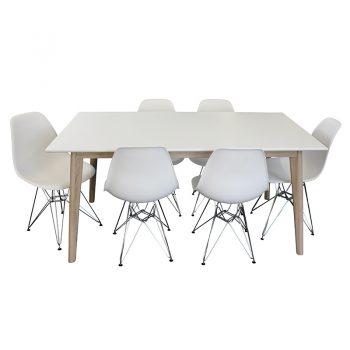 Camila Rectangular Meeting Table