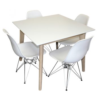 Camila Square Meeting Table