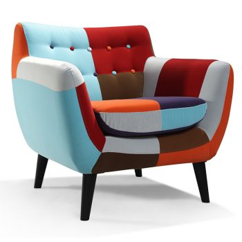 Gianna Patch Lounge Chair