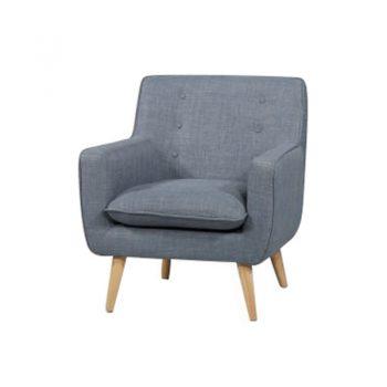 Chriss Chair, Opal Fabric Colour