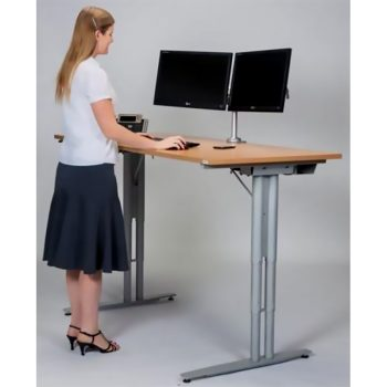 Elev8 Electric Height Adjustable Sit Stand Desk