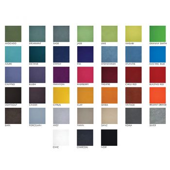 Pinboard Colour Chart