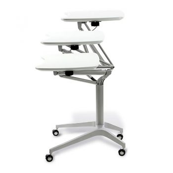 Vertical Height Adjustable Personal Desk