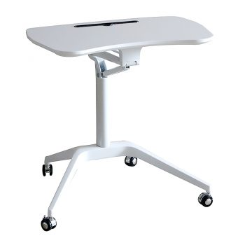 Vertical Sit Stand Desk, Sitting Position, Angle