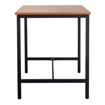 Barron Dry Bar High Table, End View