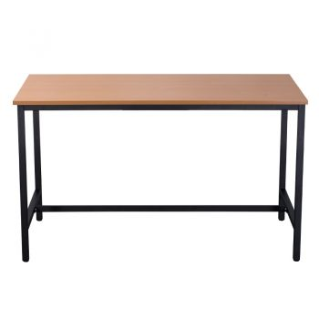 Barron Dry Bar High Table, Side View