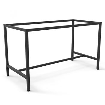 Barron Steel High Bar Table Base