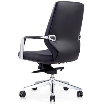 CBD Medium Back Chair, Rear View