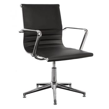 Chic Medium Back Chair