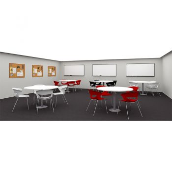 Breakout Tables and chairs