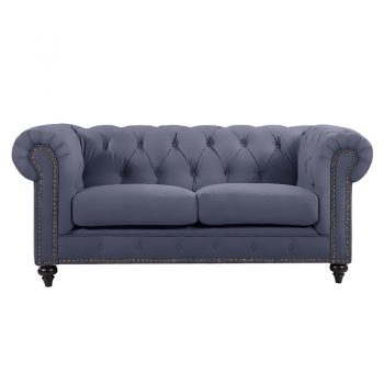 chesterfield 2 seater lounge