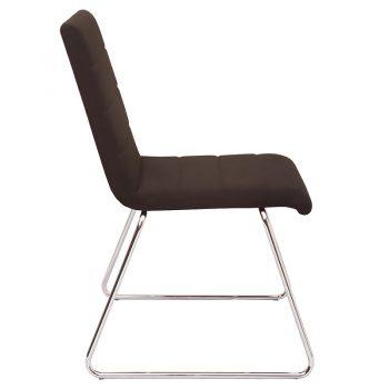 Club Chair Side View