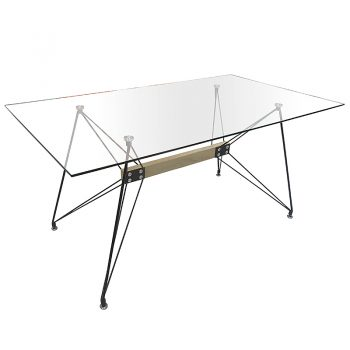 Rozelle Rectangular Meeting Table