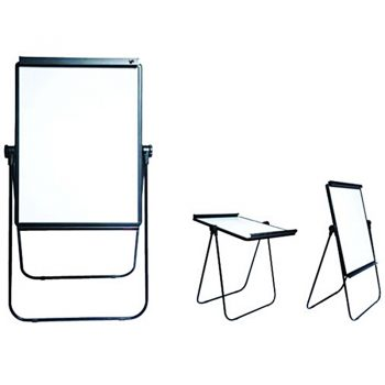 Logic Desk Top or Floor Standing Flip Chart - Options