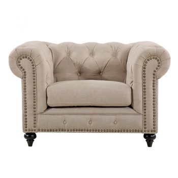 Chesterfield Chair,