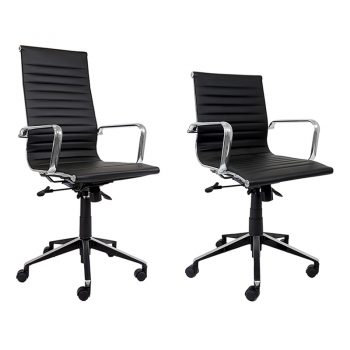 Hunter Chair Range, Black