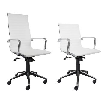 Hunter Chair Range, White