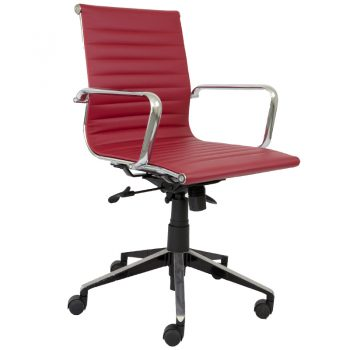 Red Hunter Medium Back Chair
