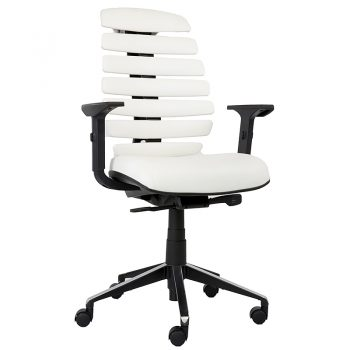 RE300 White Chair