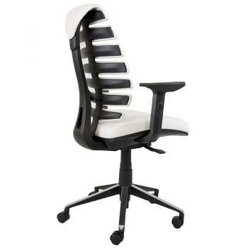 White RE300 Chair