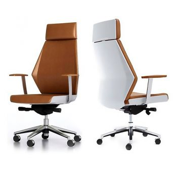 CEO Executive Chair, Front and Rear View