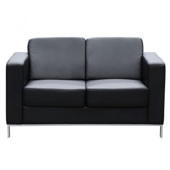 Carra 2 Seater Lounge, Front View