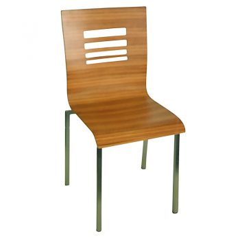 Zebrano chair