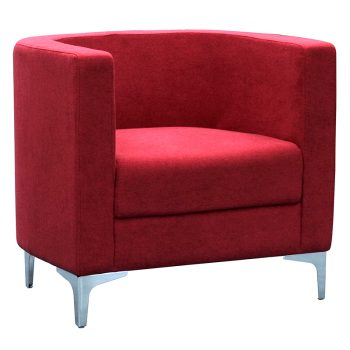 Red Tub Chair