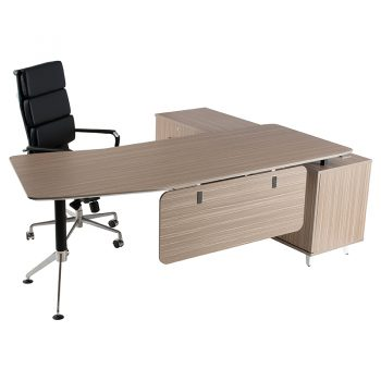 Executive Timber Desk