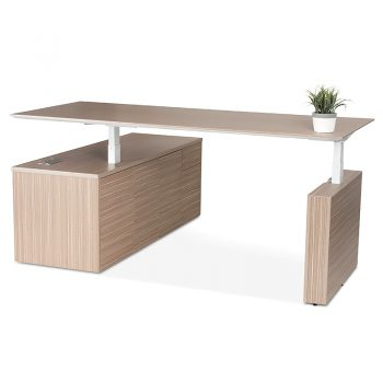 Executive Electric Height Adjustable Desk