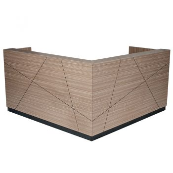 Corner Reception Desk