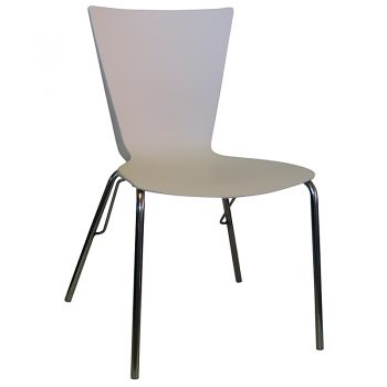Cream Cafe Chair