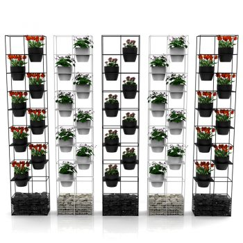 vertical garden, office