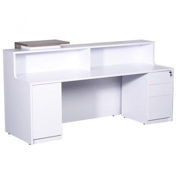 Bond Reception Desk, Internal View