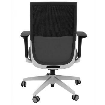 Boston Chair, Rear View