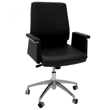 Pelle Medium Back Chair