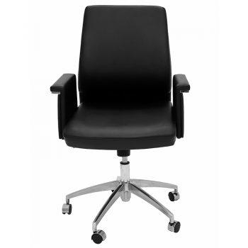 Croydon Medium Back Chair, Front View