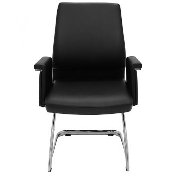 Croydon Visitor Chair, Front View