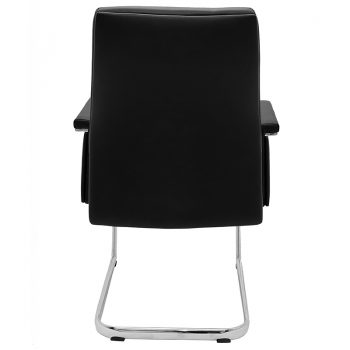 Croydon Visitor Chair, Rear View