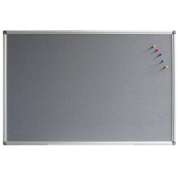 Grey Pinboard