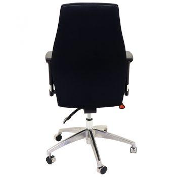 Eaton High Back Chair, Rear View