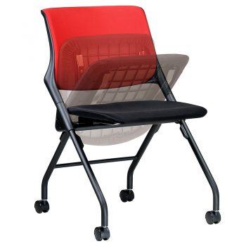 Lucca Nesting Chair, Folded Seat